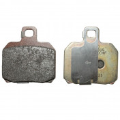 "BRAKE PADS - ""PIAGGIO GENUINE PART"" 125-250 X9-EVO FRONT+REAR, 125 X8 REAR, 400-500 BEVERLY REAR, 500 X9-EVO/GILERA 500 NEXUS REAR (PAIR) (BREMBO) -"