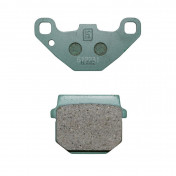 "BRAKE PADS - ""PIAGGIO GENUINE PART"" 50 NRG POWER 2007> FRONT/GILERA 50 STALKER FRONT (PAIR) -"