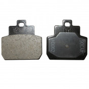 "BRAKE PADS - ""PIAGGIO GENUINE PART"" 125-250 MP3 REAR, 125-250 X9-EVO REAR, 125-250 X-EVO REAR, 125-250 X8 REAR, 400 BEVERLY REAR (PAIR) (HENG-TONG) -"