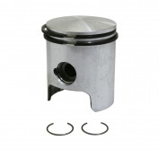 "PISTON (CAT D) ""PIAGGIO GENUINE PART"" 50 GILERA SMT, RCR 2006>/APRILIA 50 SX, RX 2006>, RS 2006>2010, RS4 2011> -8770700004-"