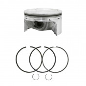 "PISTON ""PIAGGIO GENUINE PART"" 500 MP3, X10, BEVERLY/GILERA 500 FUOCO (COMPLETE CAT.2) -B0190180002-"