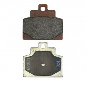 "BRAKE PADS - ""PIAGGIO GENUINE PART"" 300-500 MP3 ABS 2014> FRONT (PAIR) -"