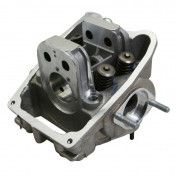 "CYLINDER HEAD- ""PIAGGIO GENUINE PART"" 400 MP3, BEVERLY (WITHOUT CAMSHAFT/ROCKERS) -82986R1-"