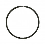 "OIL SCRAPER PISTON RING- ""PIAGGIO GENUINE PART"" 300 MP3, BEVERLY, VESPA GTS -B015161-"