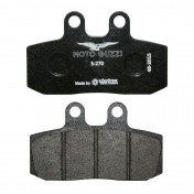 "BRAKE PADS - ""PIAGGIO GENUINE PART"" MOTO-GUZZI 750 V7 RACER 2015> AR, V9 2016> AR (PAIR) -"