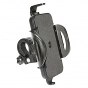 SMART PHONE HOLDER- P2R PAP2- ON HANDLEBAR - FOR DIMENSION 54x111mm to 72x127mm