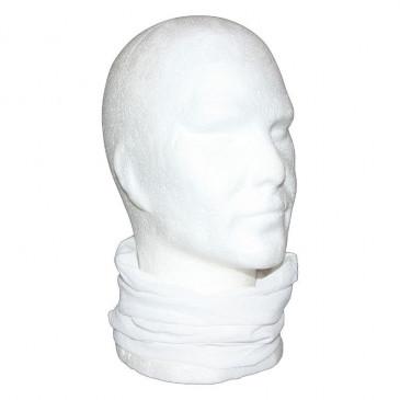BANDANA/HEADBAND/BALACLAVA/NECK WARMER - WHITE