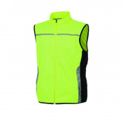 WIND VEST TUCANO NANO REFLEX 767 FLUO YELLOW - WATER REPELLENT AND BREATHABLE 52-54 (L)