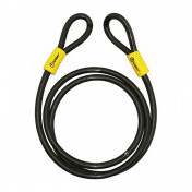 BICYCLE ANTITHEFT- EXTENDER CABLE LOCK FOR AUVRAY STEELCABLE Ø 12 mm L 1.80 M