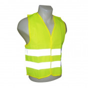 REFLECTIVE SAFETY VEST- P2R (FOR CHILD)JAUNE