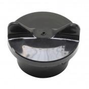 FUEL CAP FOR SOLEX - BLACK