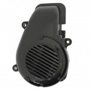 COOLING FAN COVER FOR SCOOT MBK 50 BOOSTER, ROCKET, NG, STUNT/YAMAHA 50 BWS, SPY, BUMP, SLIDER 2004> BLACK -SELECTION P2R-