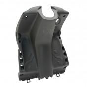 INNER FAIRING (LEGSHIELD) FOR SCOOT PEUGEOT 50 SPEEDFIGHT-2 BLACK- MAT