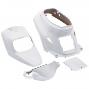 FAIRINGS/BODY PARTS FOR SCOOT MBK 50 BOOSTER 1999>2003/YAMAHA 50 BWS 1999>2003 WHITE GLOSS (4 PARTS KIT)