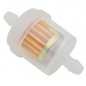 FUEL FILTER CYLINDRICAL PAPER Ø 5/6 (SOLD BY UNIT)