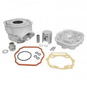 COMPLETE CYLINDER KIT FOR 50cc MOTORBIKE ARTEK K2 ALUMINIUM FOR DERBI SENDA/GPR 2006> (FOR PIAGGIO - EURO 3 ENGINE)