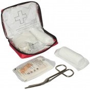 FIRST AID BOX (FOR STORAGE IN THE UNDER SEAT TRUNK) - SELECTION P2R.