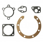 COMPLETE GASKET SET ( 5 GASKETS) FOR SOLEX OLD MODEL -SELECTION P2R-