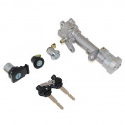 IGNITION SWITCH FOR MAXISCOOTER SUZUKI 125 BURGMAN 2002>2006 -SELECTION P2R-