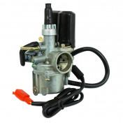 CARBURETOR FOR PEUGEOT 50 TKR/SPEEDFIGHT 1 AND 2/BUXY/ELYSEO/TREKKER (WITH ELECTRIC CHOKE/STARTER) (Ø 16mm) -PREMIUM QUALITY-