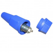 HOLDER FOR SPARK PLUG WITH THREATED CAP -P2R SELECTION.