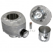COMPLETE CYLINDER KIT FOR MAXISCOOTER POLINI CAST IRON FOR PIAGGIO 200 VESPA PX-E (Ø 68,5 mm) (140.0084)