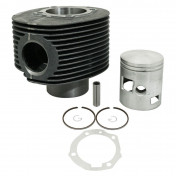 CYLINDRE MAXISCOOTER ADAPTABLE PIAGGIO 200 COSA (DIAM 66,5mm) -SELECTION P2R-
