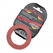 WHEEL TAPE TUNING MOTIP SOLIDLINE RED 6mm (10M)