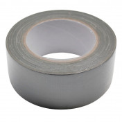 ADHESIVE TAPE AMERICAN CLOTH TYPE - SILVER 50mm x 25M