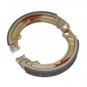 BRAKE SHOE FOR PIAGGIO 125 VESPA PRIMAVERA ET3-FRONT- (R.O. 266506) -SELECTION P2R-