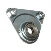 WHEEL BEARING (REAR) WITH MOUNTING PLATE FOR MOPED PIAGGIO 50 CIAO PX (R.O. 124963) -SELECTION P2R-