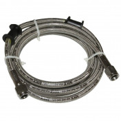 BRAKE HOSE - REINFORCED L2000 mm