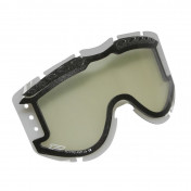 LENS FOR MOTOCROSS GOGGLES PROGRIP GOGGLES CLEAR 3265 DOUBLE FOR ROLL OFF- NO FOG/ANTI SCRATCH/ANTI-U.V