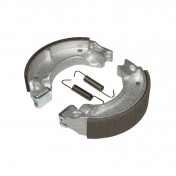 BRAKE SHOE POLINI ORIGINAL FOR MBK 50 BOOSTER -FRONT+REAR-/YAMAHA 50 BWS -FRONT+REAR- (176.0304)