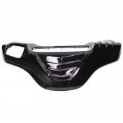 """COWLING FOR HANDLEBAR """"REPLAY DESIGN"""" FOR SCOOT MBK 50 BOOSTER 2004>/YAMAHA 50 BWS 2004> - BLACK"""