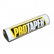 BAR PAD - PROTAPER ROUND - WHITE- FOR BAR WITH CROSSSBAR