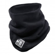 WIND COLLAR WINTER TUCANO - POLAR FLEECE LINING - BLACK