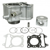 CYLINDRE MAXISCOOTER ADAPTABLE HONDA 125 DYLAN, NES@, PANTHEON, PS, SH, S-WING/KEEWAY 125 OUTLOOK 52,4 -SELECTION P2R-