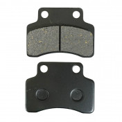 BRAKE PADS FOR CPI 50 HUSSREAR FRONT, POPCORN 2003> FRONT, OLIVER FRONT, REAR AGON FRONT/GENERIC 50 XOR, IDEO/KEEWAY 50 F-ACT, FOCUS, MATRIX -SELECTION P2R-