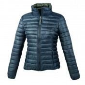 DOWN JACKET TUCANO FOR LADY LOT PACK LADY DARK BLUE M (40) (HYPER LIGHT - WATER REPELLENT)
