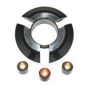 CAGE DE VARIATEUR CYCLO ADAPTABLE POUR MBK 51 A GALET//ROULEAU -SELECTION P2R-