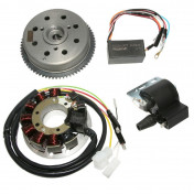 IGNITION FOR 50cc MOTORBIKE KRD ANALOG WITH EXTERNAL ROTOR FOR DERBI GPR