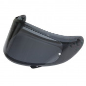 VISOR FOR FULL FACE HELMET MT THUNDER 3 SMOKED (PINLOCK READY)