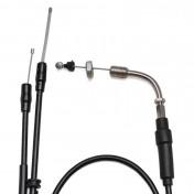 TRANSMISSION THROTTLE CABLE FOR SCOOT APRILIA 50 SR 2002> (PIAGGIO ENGINE) P2R
