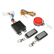 ALARM ARMLOCK FOR SCOOT/MOTORBIKE 125 DB + REMOTE START SYSTEM (CEE APPROVED)