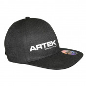 CAP - ARTEK SNAPBACK EK1 - BLACK- ADJUSTABLE - ONE SIZE