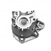 ENGINE CRANKCASE FOR MBK 50 NITRO/OVETTO/YAMAHA 50 AEROX/NEOS/APRILIA 50 SR/MALAGUTI 50 F12 (RIGHT IGNITION SIDE) -SELECTION P2R-