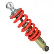 REAR SHOCK ABSORBER FOR 50cc MOTORBIKE RIEJU 50 RS2 2003> (ADJUSTABLE-CENTERS 260mm) -SELECTION P2R-