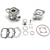 COMPLETE CYLINDER KIT FOR SCOOT PEUGEOT 50 LUDIX BLASTER, SPEEDFIGHT 3, JET FORCE -ALUMINIUM NIKASIL AIRSAL-