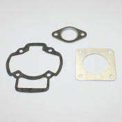 GASKET SET FOR CYLINDER KIT FOR SCOOT AIRSAL FOR PIAGGIO 50 ZIP 2STROKE, TYPHOON, LIBERTY 2STROKE/GILERA 50 STALKER, ICE/APRILIA 50 SR AIR 2012> -